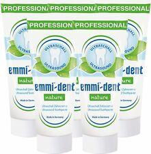 emmi®-dent Nature Ultraschallzahncreme - 5 x 75ml