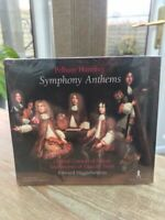 Pelham Humfrey Symphony Anthems - Restoration Period Baroque Chamber Music CD