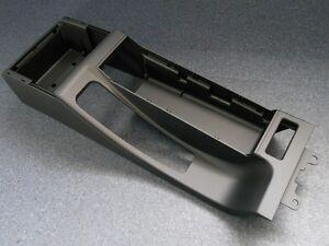 original BMW E46 RHD Center console armrest black  - -  NEW - -