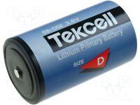 19000mAh Lithium Batterie ER34615  3,6V Größe D TEKCELL SB-D02