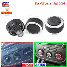 Car Air Conditioning Heater Switch Knob For VW Jetta 1.9tdi 2008 Tiguan 08-11