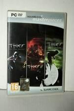 THIEF THE COMPLETE COLLECTION GIOCO USATO PC DVD VERSIONE ITALIANA GD1 46427