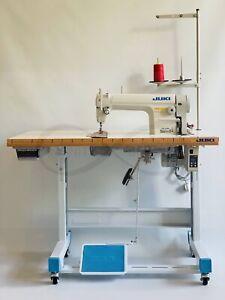 Juki DDL-8100e Lockstitch Straight Stitch Industrial Sewing Machine *COMPLETE*