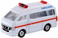Takara Tomy Tomica 018 No.18 Nissan NV350 Caravan Ambulance