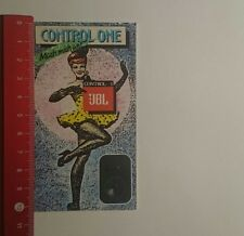 Aufkleber/Sticker: JBL control One mach mich an (26111611)
