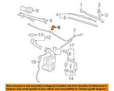 GM OEM Windshield Wiper Washer-Nozzle Spray Jet 15247800