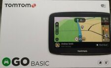 "TomTom GO Basic 5"" GPS Lifetime Service Full Europe Map +Traffic│Wi-Fi Updates"