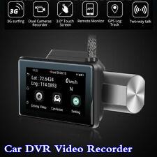 "3"" Full HD 1080P Dual Lens GPS Car DVR Camera Dash Cam Video Recorder Wifi 3G"
