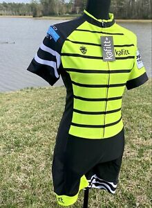Women Triathlon  Cycling One piece Skinsuit - order 1 size larger / Large and 2X