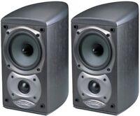 Mission elan e30 bookshelf speakers Bi-wireable *Excellent condition