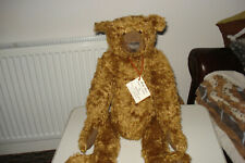 large mohair bear by moody bears 1of 1