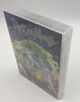 Rick and Morty - Complete Series Season 1-4 (New DVD, 8-Disc) US SELLER REGION 1