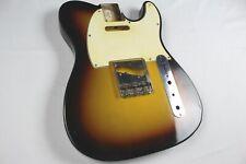 MJT Official Custom Vintage Age Nitro Guitar Body By Mark Jenny VTT Burst 1Piece