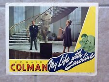 Ronald Coleman in My Life with Caroline 1941 with Anna Lee  RKO Picture