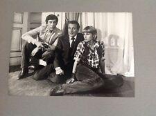 CHAPEAU MELON ET BOTTES DE CUIR ( The AVENGERS)   - PHOTO DE PRESSE   14x20cm