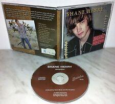 CD SHANE HENRY - DELIVERANCE