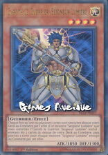 Yu-Gi-Oh ! Garoth le Guerrier, Seigneur Lumière BLLR-FR037 (BLLR-EN037) VF/ULTRA