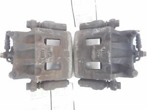 07-15 Lincoln MKX Front Driver Left Passenger Right  Brake Caliper Pair OEM AWD