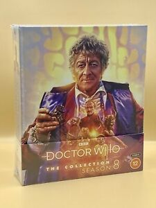 BBC - DOCTOR WHO -  THE COLLECTION - SEASON 8 - BLU-RAY [DTS MASTER] JON PERTWEE