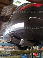 Tsudo Evo Cat Back Exhaust 57mm piping Civic DX EX LX 06 07 08 09 10 11 Muffler