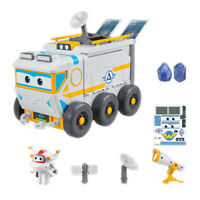 Super  Space Moon Rover Car Transform Toy Astro Robot Airplane Season5