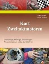 Krahn, Volker: Kart Zweitaktmotoren