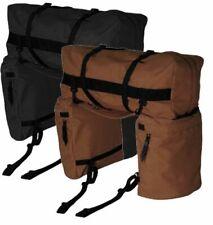 Showman Nylon Oversized Saddle and Cantle Bag Horse Tack 68-8328