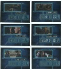 Supernatural Connections Road To Ruin Card Set R1-R6