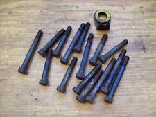 Farmall cub International head bolts