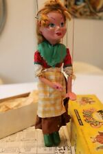 "PELHAM PUPPETS "" GRETEL "" COLLECTORS QUALITY EARLY VERSION IN CORRECT EARLY BOX"