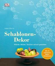 Schablonen-Dekor von Helen Morris (2012, Taschenbuch)