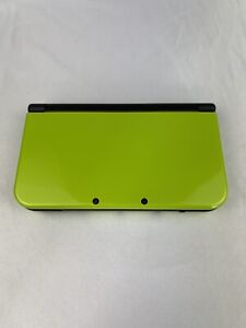 Nintendo New 3DS XL - Lime Green Console No Charger, Mint Condition