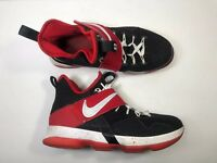 Nike Men's Lebron 14 Red Black White Shoes  921084-061