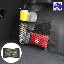 Car Rear Back Seat Mesh Net Pouch Pocket Storage Cargo Organizer Magic VPOU26109