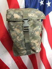 US Military | MOLLE II Sustainment Pouch - ACU Digital Camo - Dump Pouch EUC