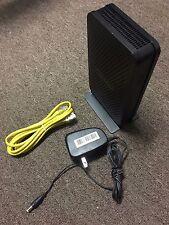 Netgear C3700 N600 WiFi Cable Modem Router DOCSIS 3.0 8 DS x 4