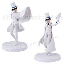 "2x Detective Conan/Case Closed Kaito Kid The Phantom Thief 14cm/5.8"" PVC Figure"