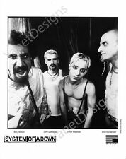 System Of A Down Photo Serj Tankian Daron Malakian Press Promo 8x10