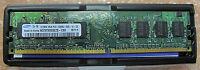 Samsung 512MB M378T6553EZS-CE6 0711 PC2-5300U DDR2-667MHz ECC Memory