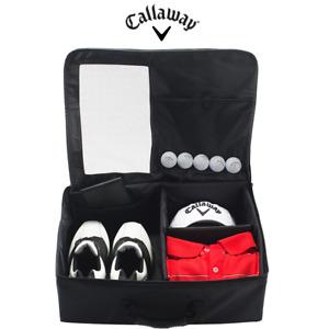 Callaway Golf Trunk Boot Locker Organiser, Room for Shoes, Attire, Balls etc