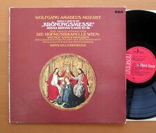 RL 30462 Mozart Kronungsmesse Hans Gillesberger Hofmusikkapelle Wien NM/EX RCA