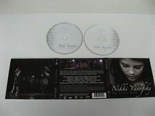 Nikki Yanofsky ella of thee I swing CD DVD digipak - CD Compact Disc