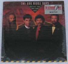 Where The Fast Lane Ends By The Oak Ridge Boys (Vinyl LP, MCA 5945, New/Sealed)