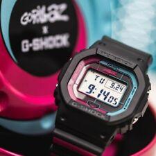Casio G-SHOCK Gorillaz The Now Now Edition GW-B5600GZ-1ER Solar, Bluetooth, Funk