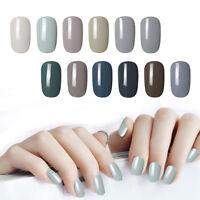 Gel Lab Winter Grey Collection UV/LED Soak Off Gel Nail Polish 10ml FREE POSTAGE