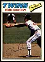 1977 O-Pee-Chee Rod Carew . #143