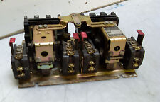 Square D Class 8810 Size 1 Starter, CA0-3, Series A, Used, WARRANTY