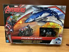 2015 Hasbro Marvel Cycle Blast QuinJet Avengers Age Of Ultron. New In Package