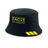 Fac 51 Hacienda Manchester Stone Roses Happy Mondays Style  Bucket Hat