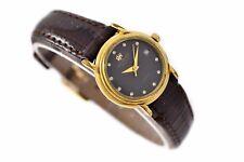 VINTAGE Raymond Weil modello 2611 placcato in oro donna orologio automatico 962